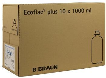 B. Braun Ringer Lactat N.hartm.b.braun Ecofl.plus Inf.l. (10 x 1000 ml)
