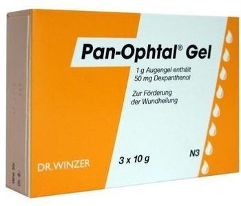 Pan Ophtal Gel (3 x 10 g)