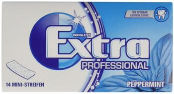 Wrigley's Extra Professional Peppermint (14 Streifen)