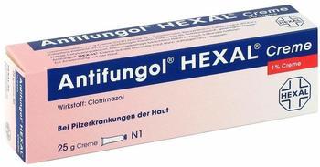Hexal ANTIFUNGOL HEXAL Creme 25 g