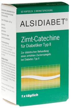 Alsitan Alsidiabet Zimt-Catechine (60 Stk.)
