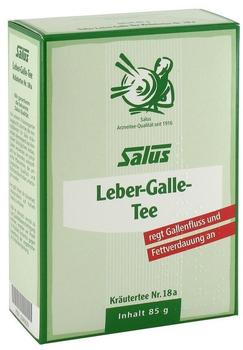 Salus Pharma Leber-Galle-Tee Nr.18a (85g)