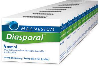Magnesium Diasporal 4 mmol Ampullen (50 x 2 ml)