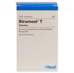 Heel Strumeel T Tabletten (250 Stk.)