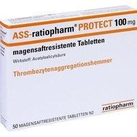 Ratiopharm ASS-ratiopharm PROTECT 100mg