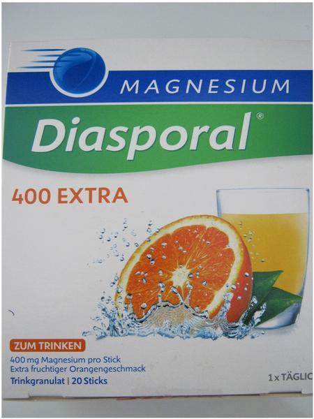 Protina Magnesium Diasporal 400 Extra Trinkgranulat (20 Stk.)