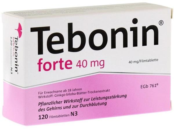 Tebonin Forte 40 mg Filmtabletten (120 Stk.)