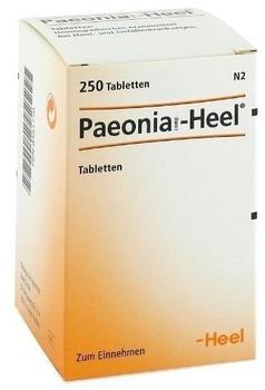 Heel Paeonia Comp. Heel Tabletten (250 Stk.)