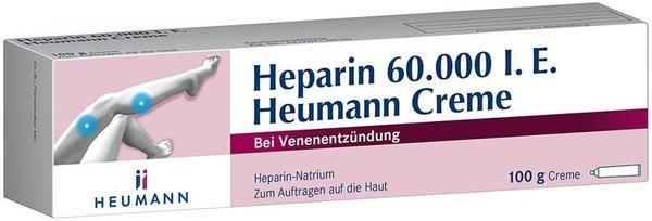 HEUMANN PHARMA GmbH & Co Generica KG Heparin 60000 Heumann Creme 100 g