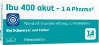 1 A Pharma IBU 400 akut 1A Pharma Filmtabletten 20 St