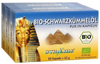 Dynamis Schwarzkümmel Ägypt Pur Kapseln (180 Stk.)