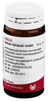 Wala-Heilmittel Solum Globuli Velati (20 g)