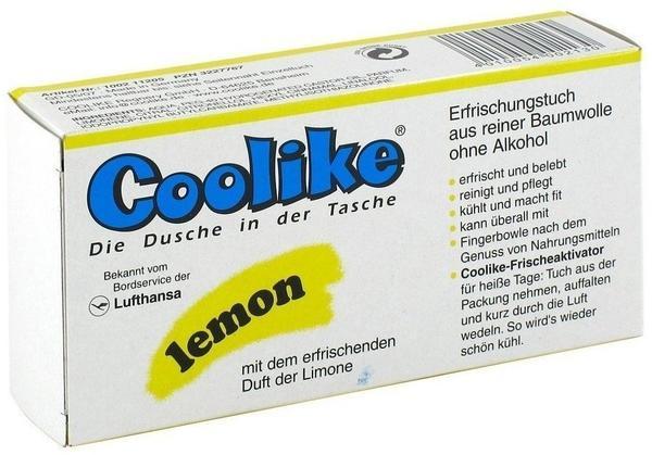 Coolike Feuchte Tücher Lemon (5 St.)