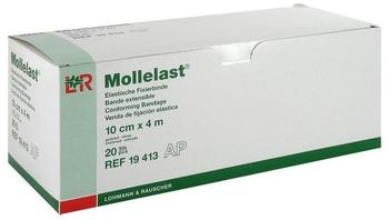 Lohmann & Rauscher Mollelast 10 cm x 4 m Lose im Karton (20 Stk.)