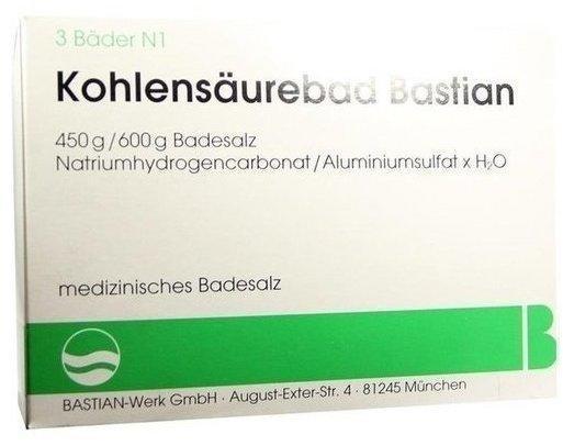 Bastian Werk Kohlensäurebad (3 St.)