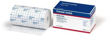 BSN Medical Fixomull Stretch mit geschnittenem Abdeckpapier 20 m x 20 cm