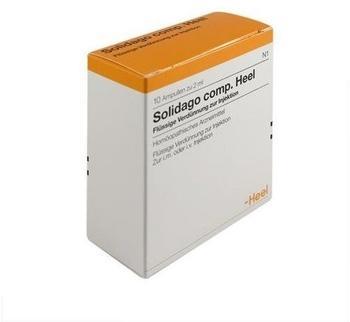 Heel Solidago Comp. Heel Ampullen (10 Stk.)