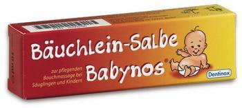 Dentinox Lenk & Schuppan KG Bäuchlein-Salbe Babynos