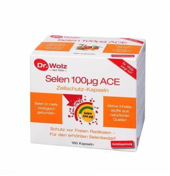 Dr. Wolz Selen ACE 100 µg 180 Tage Kapseln (180 Stk.)