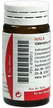 Wala-Heilmittel Valeriana Comp. Globuli (20 g)