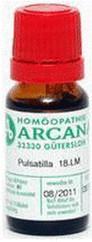 Arcana LM Pulsatilla XVIII (10 ml)