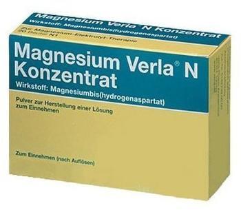 Magnesium Verla N Konzentrat (500 Stk.)