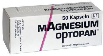 Magnesium Kapseln (50 Stk.)