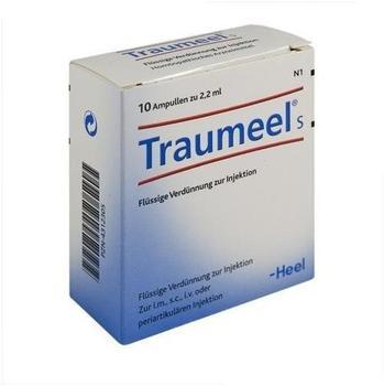 Heel Traumeel S Ampullen (10 Stk.)