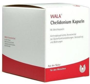 Wala-Heilmittel Chelidonium Kapseln (90 Stk.)