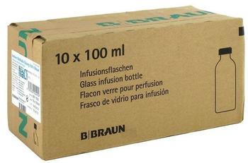 B. Braun Kochsalzloesung 0,9% Glasfl. (10x 100 ml)
