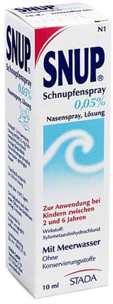 Ladival SNUP Schnupfenspray 0,05% Nasenspray 10 ml