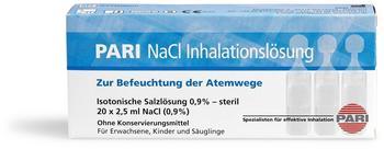 Pari NaCl Inhalationslösung Ampullen (20x2,5ml)
