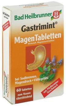 Gastrimint Magentabletten Kautabletten (60 Stk.)