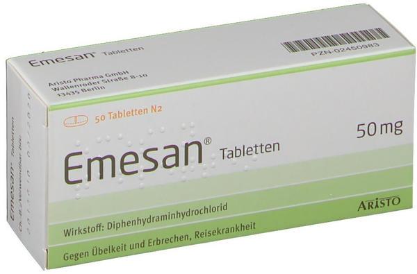 Aristo Emesan Tabletten 50 St