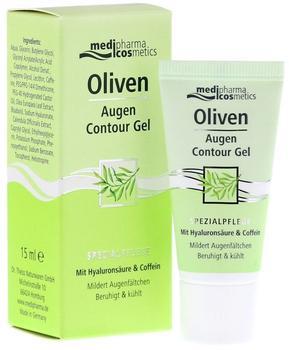 Medipharma Olivenöl Augen Contour Gel (15ml)