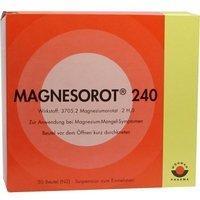 Wörwag Pharma Magnesorot 240