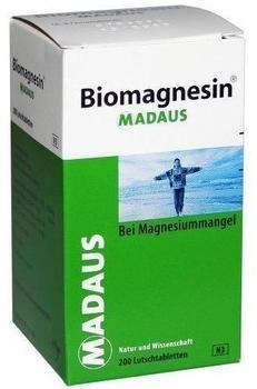 Biomagnesin Tabletten (200 Stk.)
