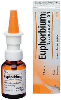 Heel Euphorbium Comp. Nasentropfen Sn (20 ml)