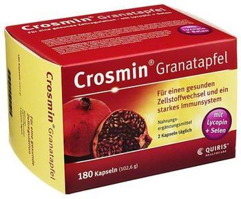 Quiris Healthcare GmbH & Co KG Crosmin Granatapfel Kapseln 180 St.