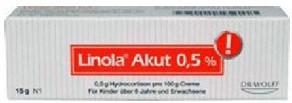 Linola Akut 0,5% Creme (15 g)