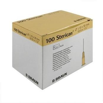 B. Braun Sterican Kanuelen 19Gx1 1/4 1,1 x 30 mm (100 Stk.)
