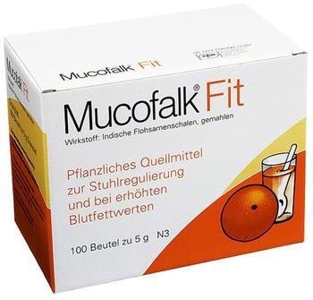 Mucofalk Fit Granulat Beutel (100 Stk.)