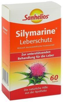Roha Arzneimittel GmbH Silymarine Leberschutz Kapseln