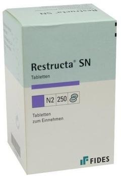 Heel Restructa Sn Tabletten (250 Stk.)