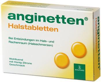 Anginetten Halstabletten (24 Stk.)
