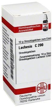 DHU Lachesis C 200 Globuli (10 g)