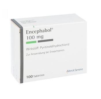 Encephabol 100 Dragees (100 Stk.)