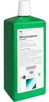 Mundipharma BETAISODONA LOESUNG 1000 ml