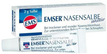 Emser Nasensalbe Sensitiv (2 g)