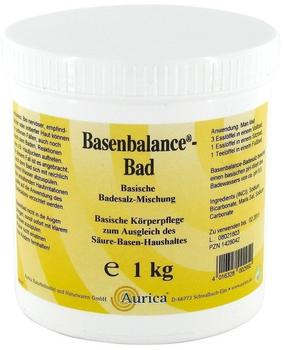 Aurica Basenbalance Badesalz (1 kg)